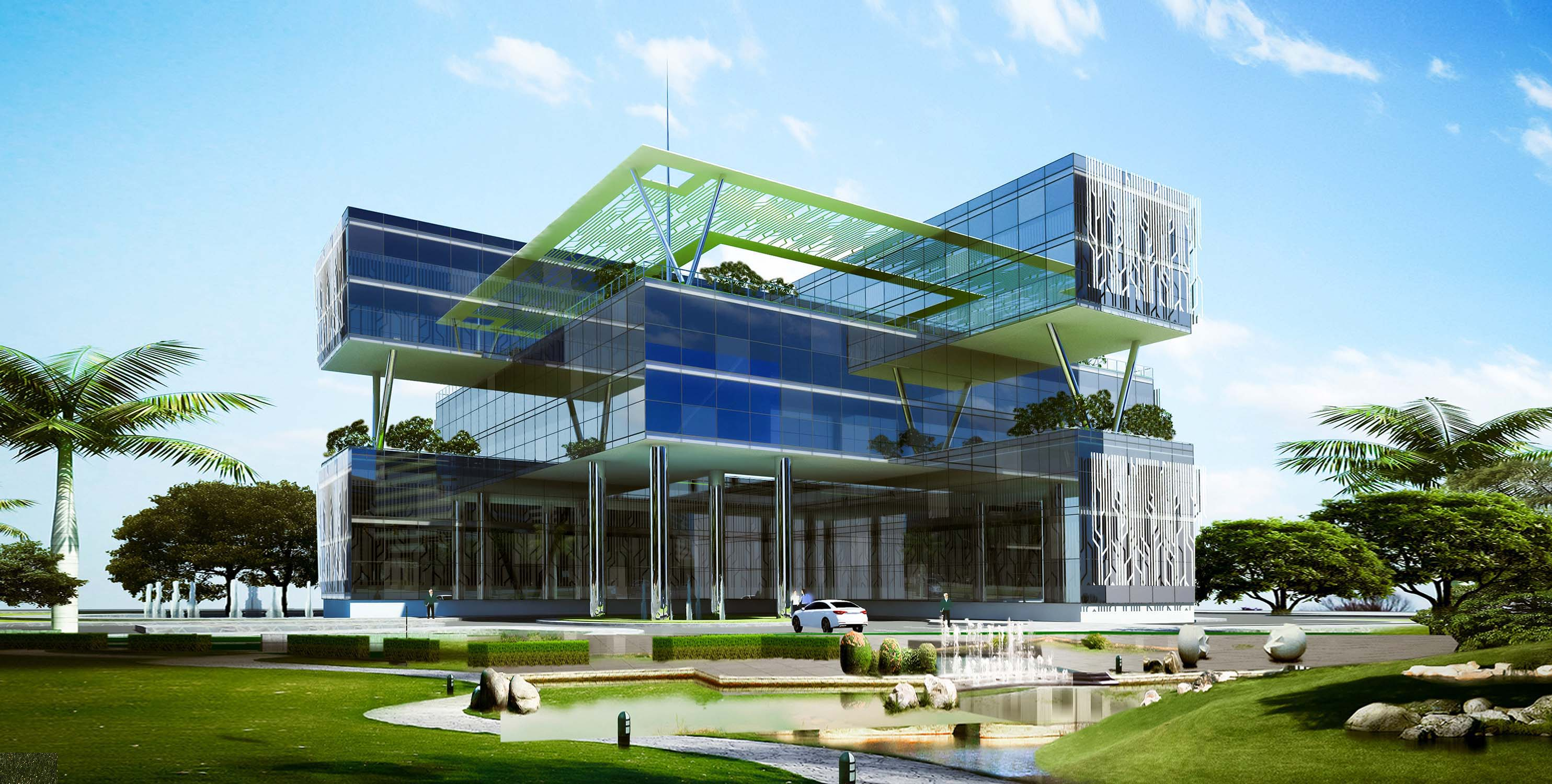 Cube design engineering consultations for Office design 2015